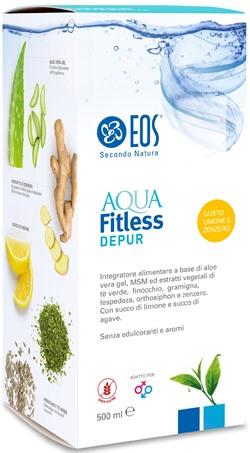 Eos Aqua Fitless Depur 500 Ml
