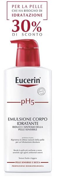 Beiersdorf Eucerin Ph5 Emulsione Corpo Idratante 400 Ml Promo