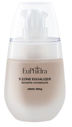 Zeta Farmaceutici Euphidra T Zone Fondotinta Medio 30 Ml