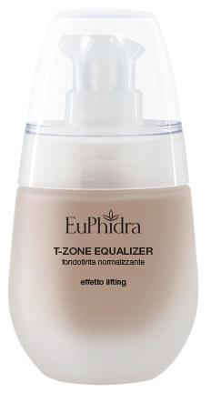 Zeta Farmaceutici Euphidra T Zone Fondotinta Scuro 30 Ml