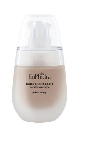 Zeta Farmaceutici Euphidra Color Lift Fondotinta Scuro 30 Ml