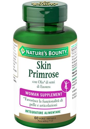 Nature  s Bounty Skin Primrose 60 Perle