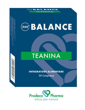 Prodeco Pharma 360 Balance Teanina 30 Compresse