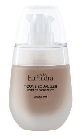 Zeta Farmaceutici Euphidra T Zone Fondotinta Ambra 30 Ml
