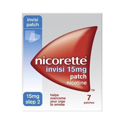 Nicorette 15 Mg/ 16H Cerotti Trasdermici Semitrasparenti 7 Cerotti