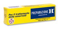 Preparazione H 1,08% Unguento 1 Tubo Da 25 G