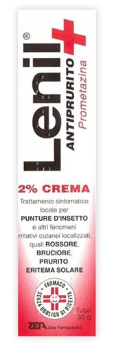 Lenil Antiprurito 2 % Crema Tubo 30 G