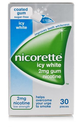 Nicorette 2 Mg Gomme Da Masticare Medicate Gusto Menta Forte 30 Gomme