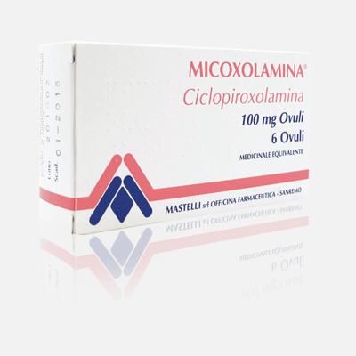 Micoxolamina 100 Mg Ovuli Vaginali 6 Ovuli