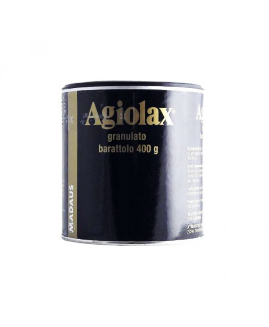 Agiolax Granulato Barattolo 400 G