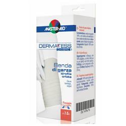 Pietrasanta Pharma Benda Orlata Di Garza Idrofila Dermatess Cambric 5x5