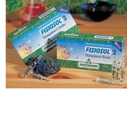 Specchiasol Fisiosol 14 K 20f 2ml