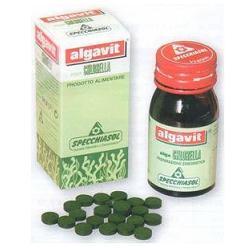 Specchiasol Algavit Chlorella Alga 120tav