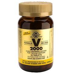 Solgar It. Multinutrient Vm 2000 Supplement 30 Tavolette