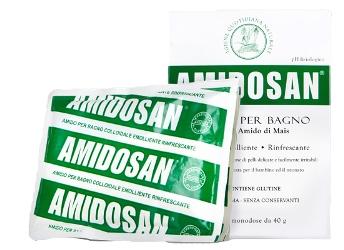 Farmacon Sas Di Billi e C. Amidosan Polvere Monodose 14 Bustine Da 40 G