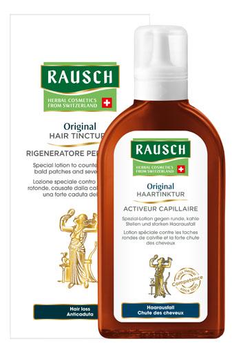 Rausch Ag Kreuzlingen Rausch Rigeneratore Per Capelli 200 Ml
