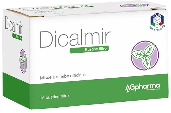 Ag Pharma Dicalmir Miscela Erbe 15 Bustine 2 G