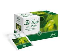 Aboca Societa Agricola The Verde Con Menta Tisana 20 Filtri Da 2 G L uno