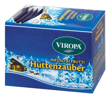 Viropa Import Sas Viropa Huttenzauber 15bust