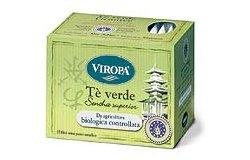 Viropa Te Verde Bio 15bust