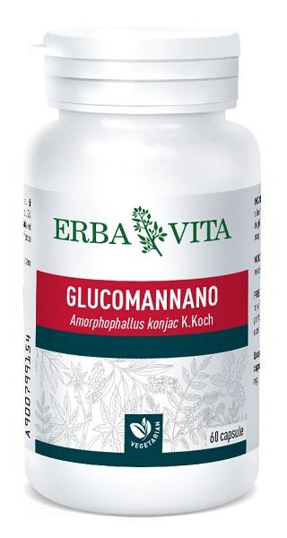 Erba Vita Group Glucomannano 60 Capsule