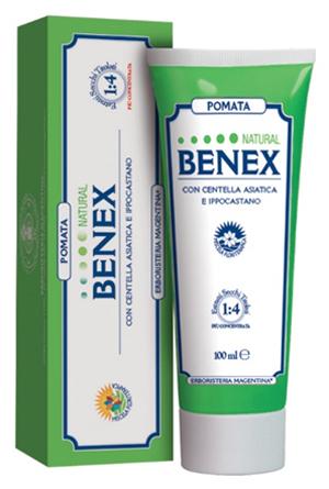 Erboristeria Magentina Benex Pomata Gambe Vene 100 Ml