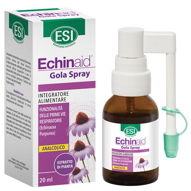 Esi Echinaid Gola Spray Analcolico 20 Ml