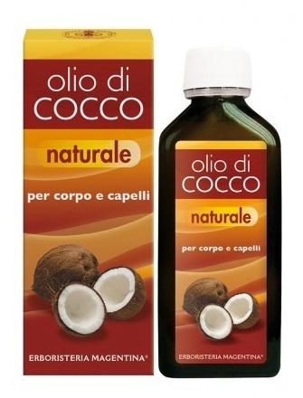 Erboristeria Magentina Olio Cocco 100 Ml