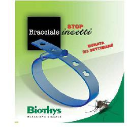 Biothys Italia Stop Insetti Braccialetto Antizanzare