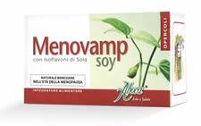 Aboca Societa Agricola Menovamp Soy 60 Opercoli Blister