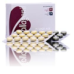 Uniderm Farmaceutici Collagenil 30 Compresse Verdi 30 Compresse Gialle