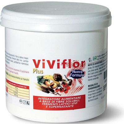 A.v.d. Reform Viviflor Plus Polvere 250 G