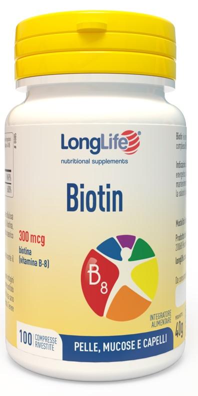 Phoenix  Longlife Longlife Biotin 100 Compresse
