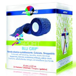 Pietrasanta Pharma Benda Elastica Autobloccante Master aid Blugrip 8x4 5