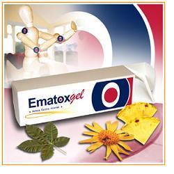 Ematox Gel 100 ml Farmacia di Morgex