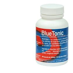 Blue Tonic 90 Capsule Vegetali 300 Mg Aphanizomenon Flos Aquae Alga Afa Gen