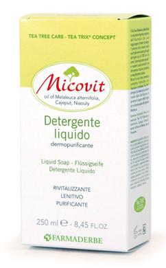 Farmaderbe Micovit Detergente Liquido 250 Ml