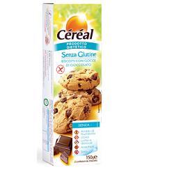 Nutrition & Sante' Italia Cereal Biscotti Gocce Cioccolato 150 G