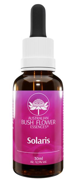 Green remedies australian bush flower Solaris 30 Ml Gocce
