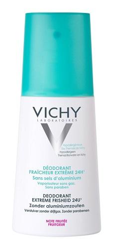 Vichy Deodorante Fruttato Vapo 100 Ml
