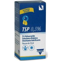 Anseris Farma Soluzione Oftalmica Tsp 0 5 Ts Polisaccaride Flacone 10 Ml