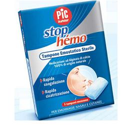 Tampone Emostatico Sterile Stop Hemo 5buste