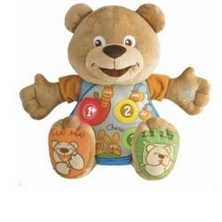Chicco Ch Gioco Teddy Conta Con Me