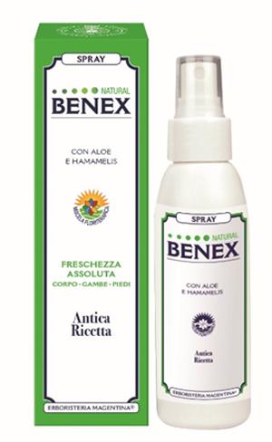 Erboristeria Magentina Benex Spray 100ml