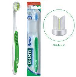 Gum Ortho Spazzolino Ortodontico