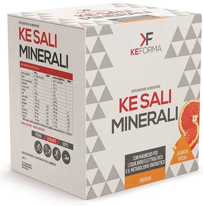 Aqua Viva KEFORMA Sali Minerali 25 Buste Gusto Arancia Rossa