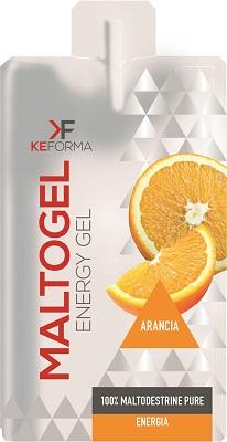 Aqua Viva KEFORMA Malto Gel Arancia 60 Ml