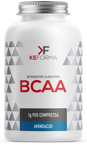 Aqua Viva KEFORMA BCAA Ramificati 100 Compresse