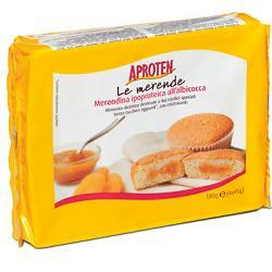 Aproten Merendina Senza Zucchero Albicocca 180 G