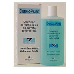 Dermofarma Italia Dermopure Soluzione Dermatologica 200 Ml